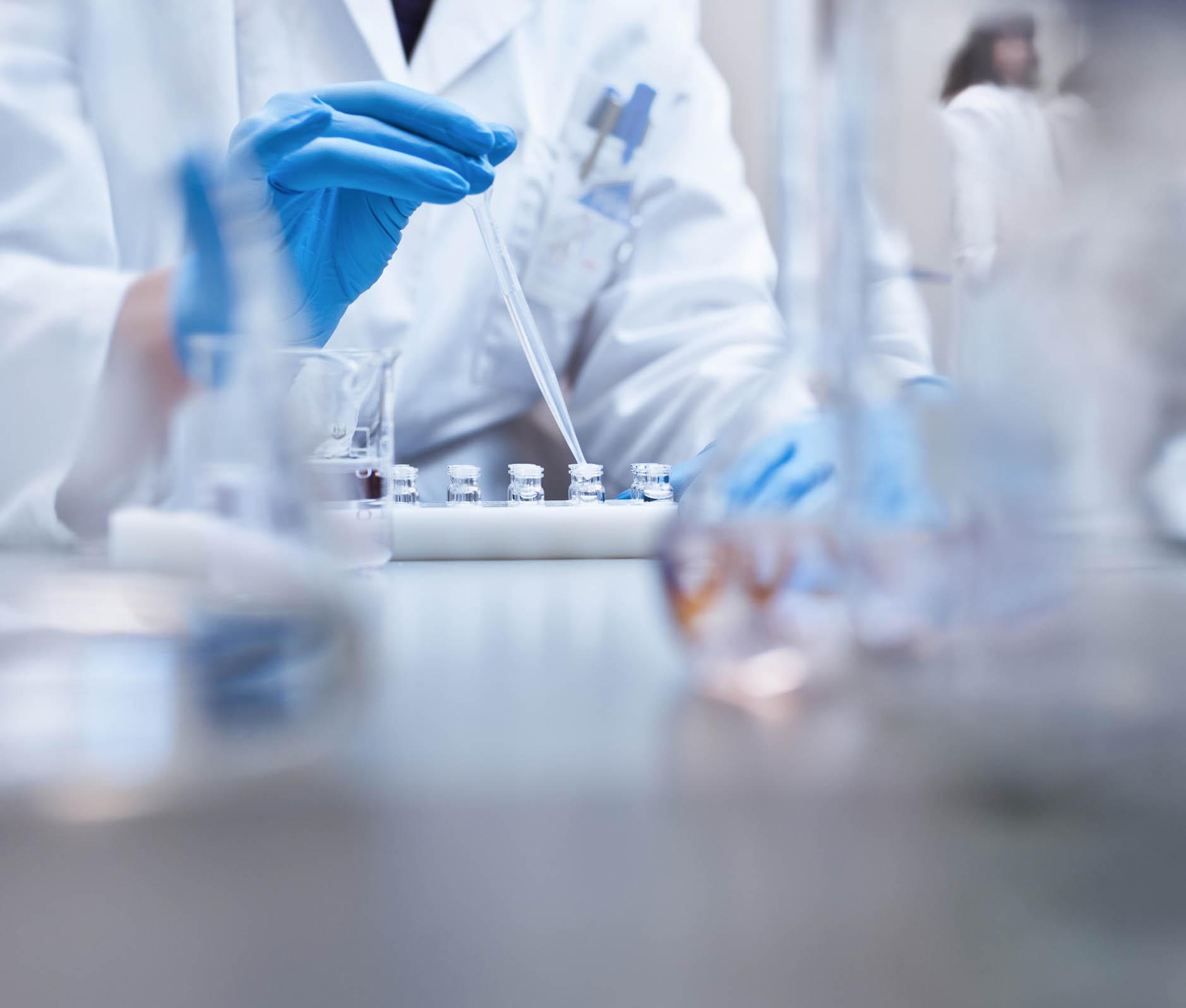 New client: Nestegg Biotech