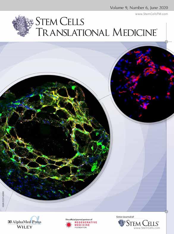 Publication: Improving patient outcomes with regenerative medicine