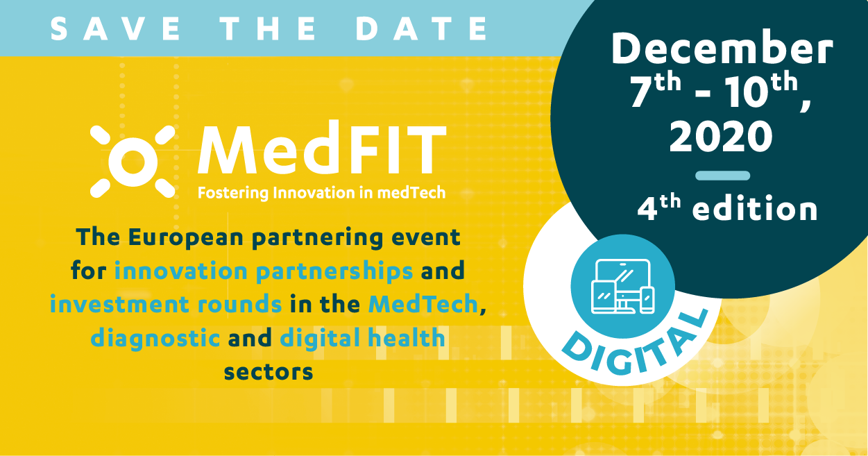 Medace supporting partner of the MedFIT business convention