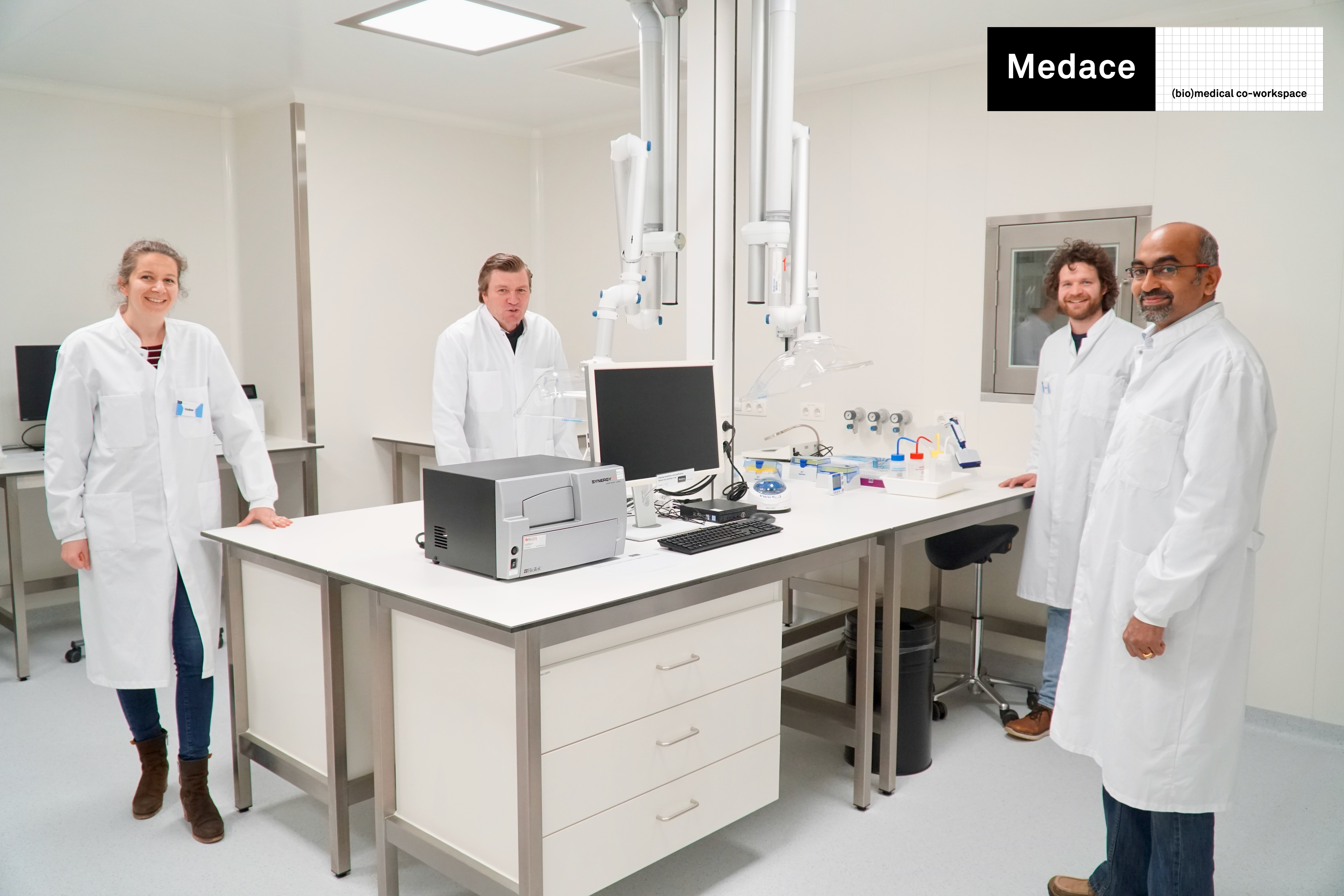 Medace lowers the threshold for researchers of RegMed XB